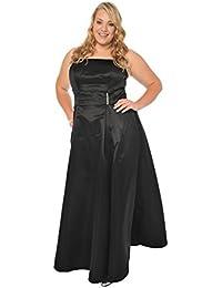 Astrapahl Tanzkleid Plus Size Abendkleid Ballkleid Übergröße Schnürung verschiedene Farben