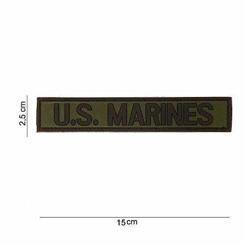 VAN OS Emblem 3D PVC U.S. Marines #10001 (Us-marine-emblem)