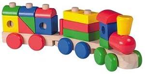 Jouéco-80007-Tren para apilar