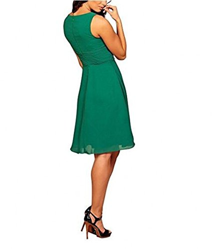 Leader of the Beauty - Robe - Femme vert foncé