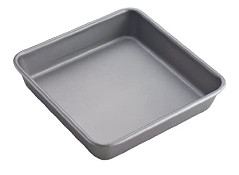 WearEver 68208 Commercial Square Cake Pan, Silver by WearEver