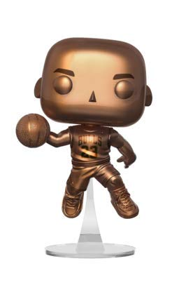 Funko Pop Michael Jordan Chicago Bulls Bronce (NBA 54) Funko Pop NBA
