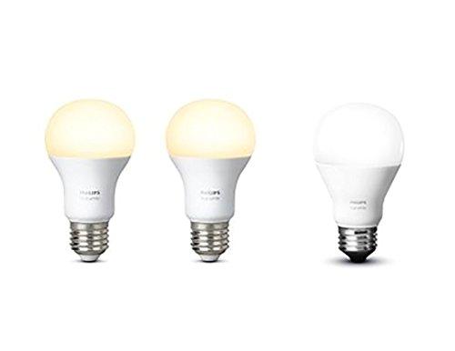 Philips Hue Kit de démarrage 3 ampoules