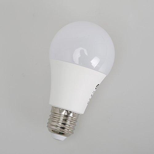 4er Anten E27 LED Lampen Glühbirne 9W, Kaltweiß 6000K LED Birne, 20pcs SMD2835 750lm LED Leuchtmittel - 4