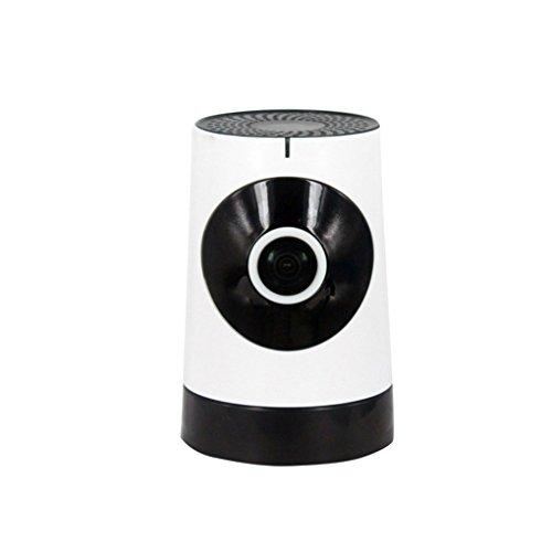 Pinkbenmus Wifi Kamera Home 1 Million Pixel Heimkamera Zuhause FüR Baby/ Alter/ Haustier/ Kinderfrau Monitor Mit Nachtsicht UnterstüTzung FüR IOS & Android