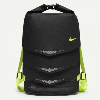 Nike Ba4968 071 Zaino, Nero (Nero/Giallo/Grigio/Arancione), Unica