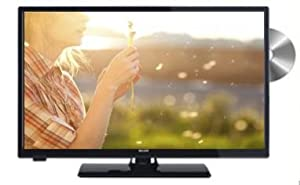 "Walker WP20DVDV12 20"" HD TV/DVD Combi 12 Volt /240 Volt Caravan, Boat, Motor Home Freeview HD/Saorview TV"