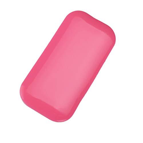 Lofenlli 1 PC Cosmétique Silicone Cils Réutilisables Pads Stand de Palette Faire Lâche Extension Cils Titulaire Maquillage Outil Kit