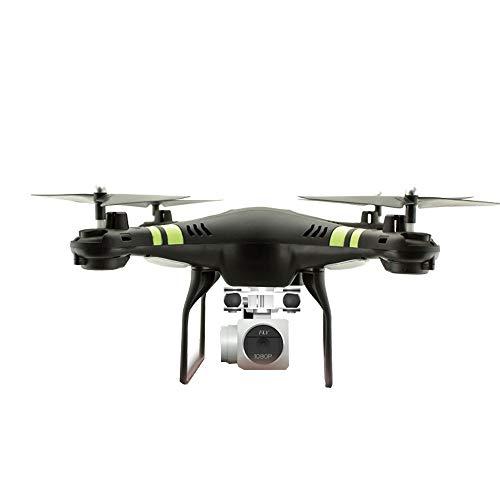 LLonGao Drohne mit Kamera Ferngesteuerte Flugzeuge Hubschrauber mit Flugspielen Fernbedienungen GPS HD Kamera und Ferngesteuerte Hubschrauber Selfie 4 Stück Propellerblätter