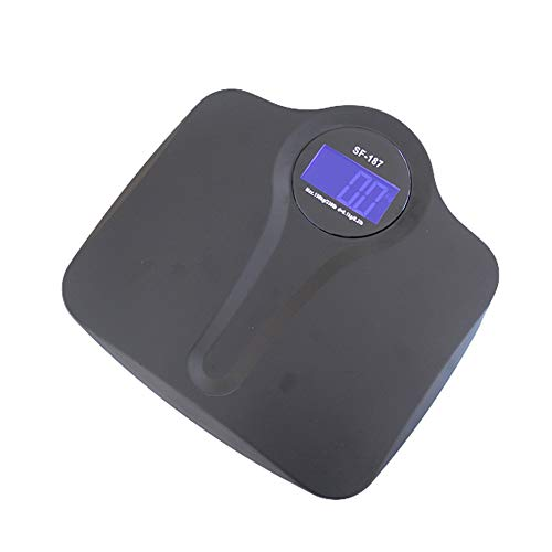 Tik Digitale Badezimmerwaage Ultra Wide Heavy Duty Precision Übergroße Digitalwaage Große Plattform mit großer, hintergrundbeleuchteter LED-Anzeige,3 -