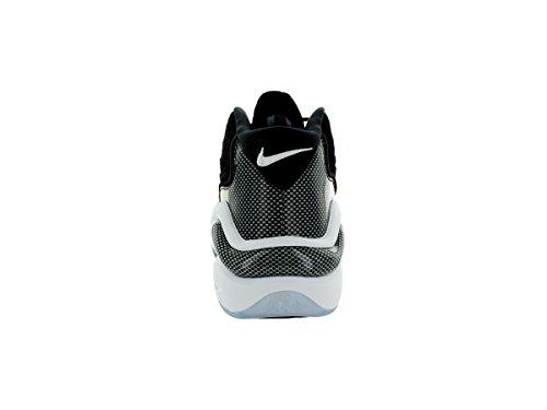 Nike Air Zoom Flight 96Mens Hi Top pallacanestro, 317980Scarpe da ginnastica Black/White