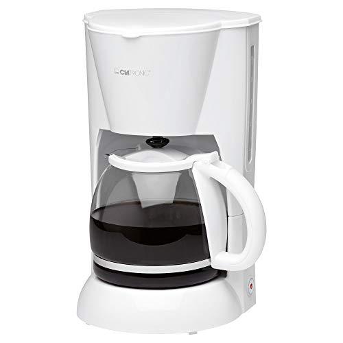 Clatronic KA 3473 Macchina Caffè Lungo, Bianco