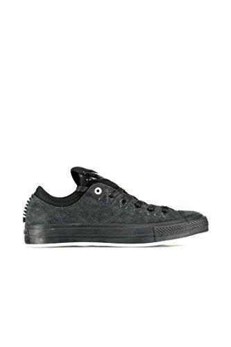 Converse , Herren Tennisschuhe Mehrfarbig Mehrfarbig Einheitsgröße, schwarz - schwarz - Größe: 44 EU