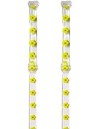 Transparente BH - Träger mit Muster von Julimex Bh Zubehör