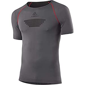 LÖFFLER Seamless Transtex Light Shirt Herren anthrazit Größe EU 46/48 | XS-S 2019 Fahrrad Unterwäsche