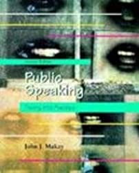 Public Speaking: Theory into Practice