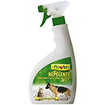 Flower 40559 - Repelente perros y gatos, 750 ml