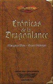 Cronicas de La Dragonlance par Margaret Weis
