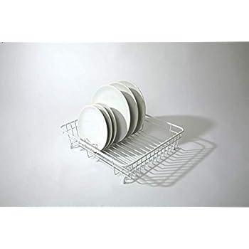 Coppia Porta saponette svuota tasche in porcellana bianca decorata Le Bain Paris L15xPR10xH6 cm