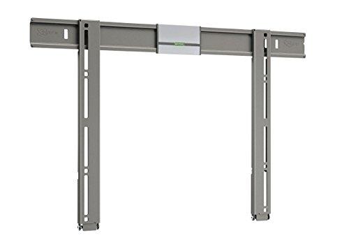 Vogel's THIN 305 TV-Wandhalterung für 102-165 cm (40-65 Zoll) Fernseher, starr, max. 40 kg, Vesa max. 600 x 400, grau