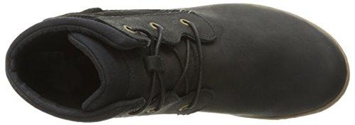 Merrell Womens Ashland Vee Ankle Black Boot Black Black