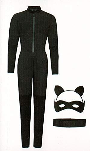 Catwoman Kostüm für Fasching & Karneval - Superheldin Größe M (40/42) (Catwoman Kostüm Rubies)