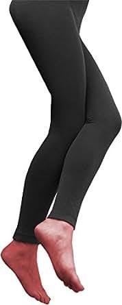 2 x normani® Thermo Damen Leggings Farbe Anthrazit