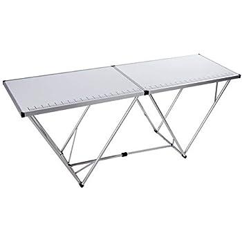 Shop multiusage 2 mBricolage Table pliante Lime CthsQrd