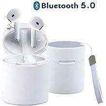 Auriculares Bluetooth 5.0, Auriculares Inalámbricos Bluetooth X10-TWS Mini Deporte Auriculares Sin Cable con
