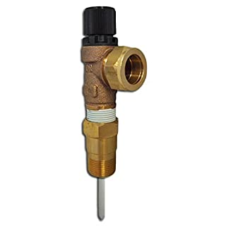 Andrews C456AWH Spare Temperature & Pressure Relief Valve by Andrews Water Heaters