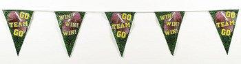 Fußball Pennant Banner–Party Deko & Wand Dekorationen