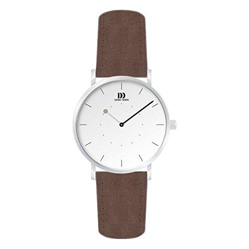 Danish Design 3314606–in acciaio inox orologio da polso analogico al quarzo da uomo (iq29q1241)
