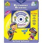 SCHOOL ZONE On-Track Beginning Reading Grade 1-2 [Import] -