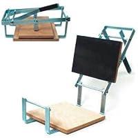 Handhebel-Druckpresse, Druckfläche 21x30cm