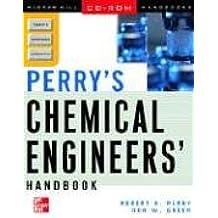 Perry's Chemical Engineers' Handbook. CD. Single User