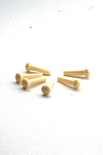 musikalia-n-6-bottoncini-per-corde-su-ponte-in-plastica-color-panna-per-bloccare-le-corde-sul-pontic