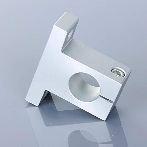 20 mm Shaft apoyo Stehlager de aluminio