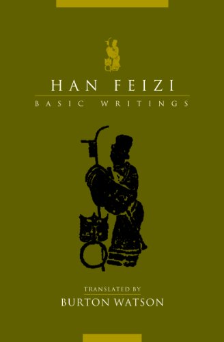 Han Feizi: Basic Writings (Translations from the Asian Classics) (English Edition)