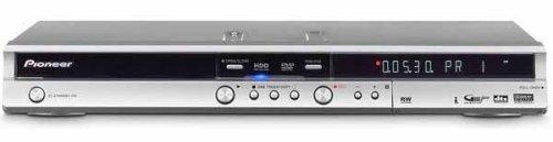 Pioneer DVR 540 H-S DVD- und Festplatten-Rekorder 160 GB silber (Dvr Festplatte 160gb)