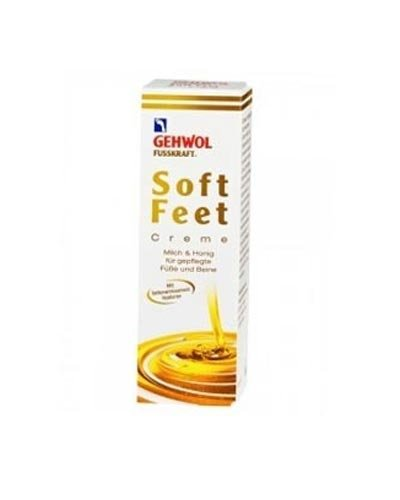 Gehwol Soft Feet Creme 125ml, Fußpflege