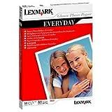 Lexmark Everyday A4 Glossy Fotopapier, 50 Blatt