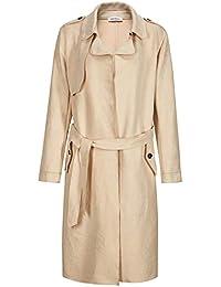 Suchergebnis Auf Amazonde Für Wildleder Mantel Damen Bekleidung