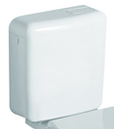 Keramag Spülkasten Renova Nr.1 521030, Kunststoff weiß(alpin) 6L 521030000