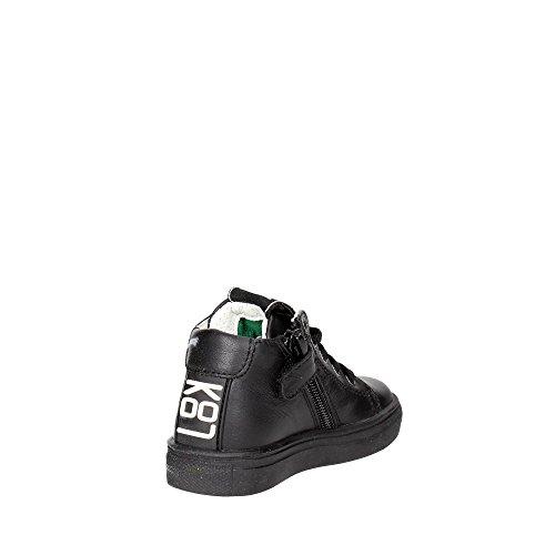 Kool 103.08 Sneakers Boy Schwarz