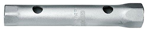 Gedore Clé à tube double, corps Câble, 6 pans 19 x 22 mm - 26 r 19 x 22