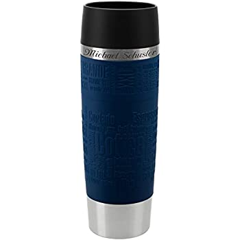 emsa 515618 travel mug standard design grande thermobecher 1er pack 1 x 500 ml blau amazon. Black Bedroom Furniture Sets. Home Design Ideas