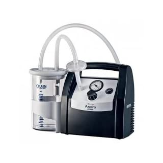 Aspira Plus Aspirator With Single Pump, Bottle & 2 Liners (200.10.065D)