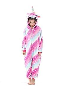 Unicornio Pijamas Animal Ropa Niños