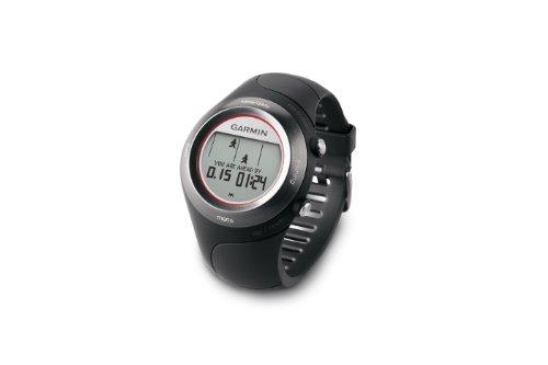 Garmin GPS Laufuhr Forerunner 410 HR – GPS Trainingscomputer inkl. Brustgurt - 3
