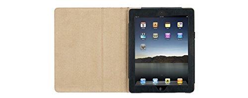 Griffin Elan Folio Woven Tragbare Tasche für Apple iPad 2/3 blau/grau Griffin Elan Folio